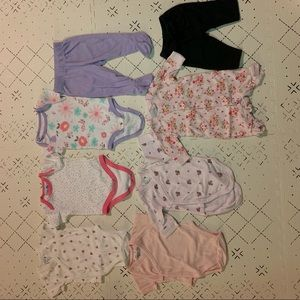 Other - Baby girl clothing bundle 0-3 months